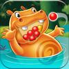 Hasbro, Inc. - Hungry Hungry Hippos artwork