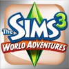 The Sims 3 World Adventures artwork